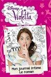 couverture Violetta : Mon journal intime, Tome 1 : Le roman