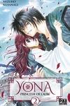 couverture Yona - Princesse de l'Aube, tome 2