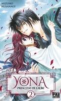 Yona, princesse de l'aube, Tome 2