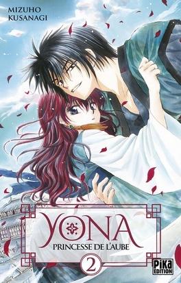 Couverture du livre : Yona, princesse de l'aube, Tome 2