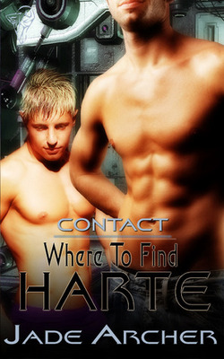 Couverture de Contact, Tome 4 : Where To Find Harte