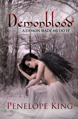Couverture du livre :  Demonblood, Tome 1 : A Demon Made Me Do It