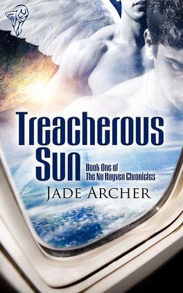 Couverture du livre : Nu Hayven Chronicles, Tome 1 : Treacherous Sun
