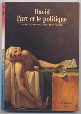 Couverture du livre : David l'art et le politique