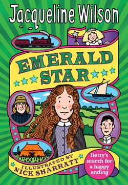 Couverture de Emerald Star