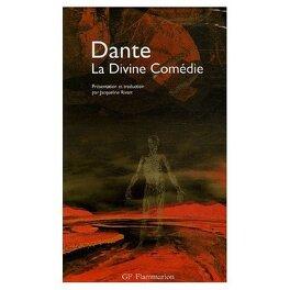 Couverture du livre : La Divine Comédie