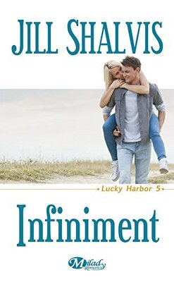 Couverture de Lucky Harbor, Tome 5 : Infiniment