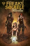 couverture Freaks' Squeele - Funérailles, tome 2 : Pain In Black