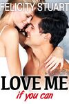 couverture Love me (if you can), tome 2
