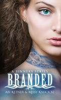 Sinners, Tome 1 : Branded