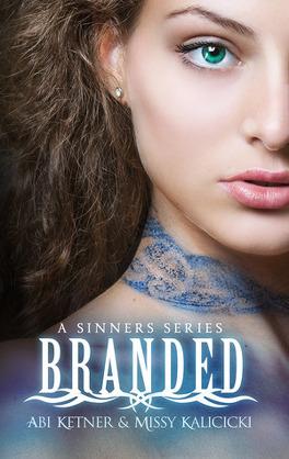 Couverture du livre : Sinners, Tome 1 : Branded