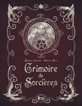 Couverture du livre : Grimoire de sorcières