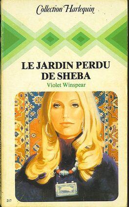 Couverture du livre : Le jardin perdu de Sheba