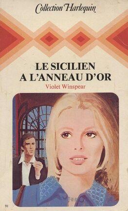 Couverture du livre : Le sicilien à l'anneau d'or