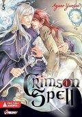 Crimson spell, Tome 5