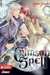 couverture Crimson spell, Tome 5