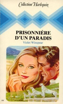 Couverture du livre : Prisonnière d'un paradis