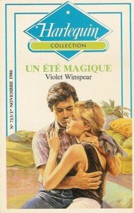 Couverture du livre : Un été magique