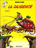 Lucky Luke, Tome 32 : La Diligence