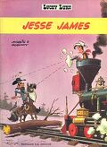 Lucky Luke, Tome 35 : Jesse James