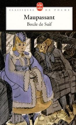 Couverture du livre : Boule de suif