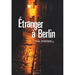 Couverture du livre : Etranger à Berlin