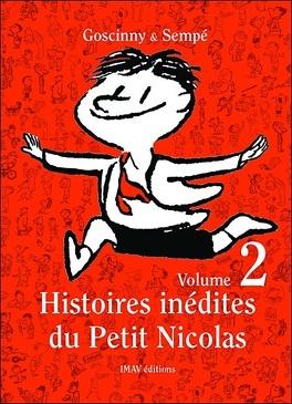 Couverture du livre : Histoires inédites du Petit Nicolas, Volume 2