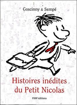Couverture du livre : Histoires inédites du Petit Nicolas