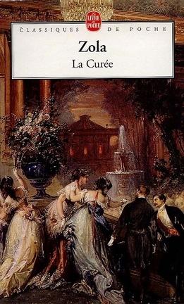 Couverture du livre : La Curée