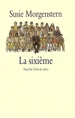 Couverture du livre : La Sixième