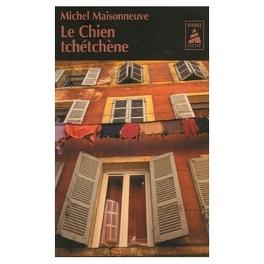 Couverture du livre : Le chien tchétchène