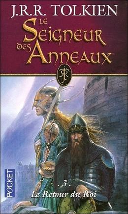 Couverture du livre : Le Seigneur des anneaux, Tome 3 : Le Retour du roi