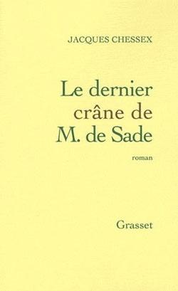 Couverture du livre : Le dernier crâne de M. de Sade