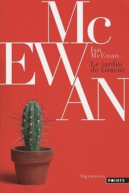 Couverture du livre : Le Jardin de ciment