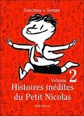 Histoires inédites du Petit Nicolas, Volume 2
