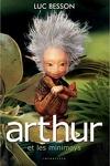 couverture Arthur et les Minimoys, Tome 1