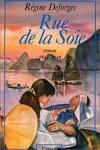 couverture La Bicyclette bleue, Tome 5 : Rue de la Soie