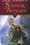 couverture Le Seigneur des anneaux, Tome 3 : Le Retour du roi