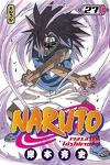 couverture Naruto, Tome 27 : Le jour du départ !!