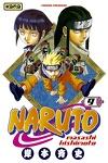 couverture Naruto, Tome 9 : Neji et Hinata