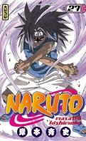 Naruto, Tome 27 : Le jour du départ !!