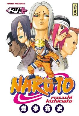Couverture du livre : Naruto, Tome 24 : Tournant décisif !!