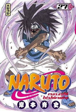 Couverture du livre : Naruto, Tome 27 : Le jour du départ !!