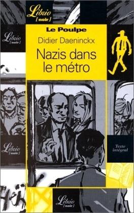 Couverture du livre : Nazis dans le métro