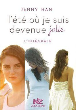 Couverture du livre : L'été où je suis devenue jolie, Intégrale