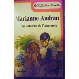 Couverture du livre : La sorcière de l'Amazone