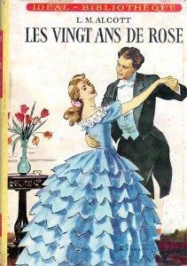 Couverture du livre : Les Vingt Ans de Rose