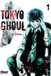 couverture Tokyo Ghoul, Tome 1