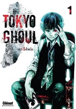 Couverture de Tokyo Ghoul, Tome 1