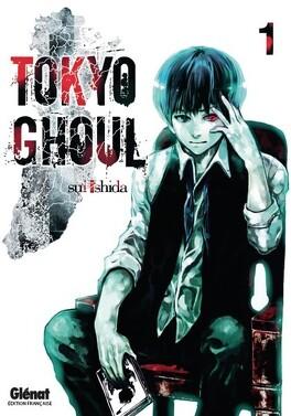 Couverture du livre : Tokyo Ghoul, Tome 1